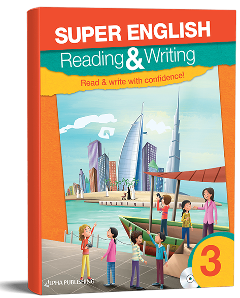 super english reading and writing